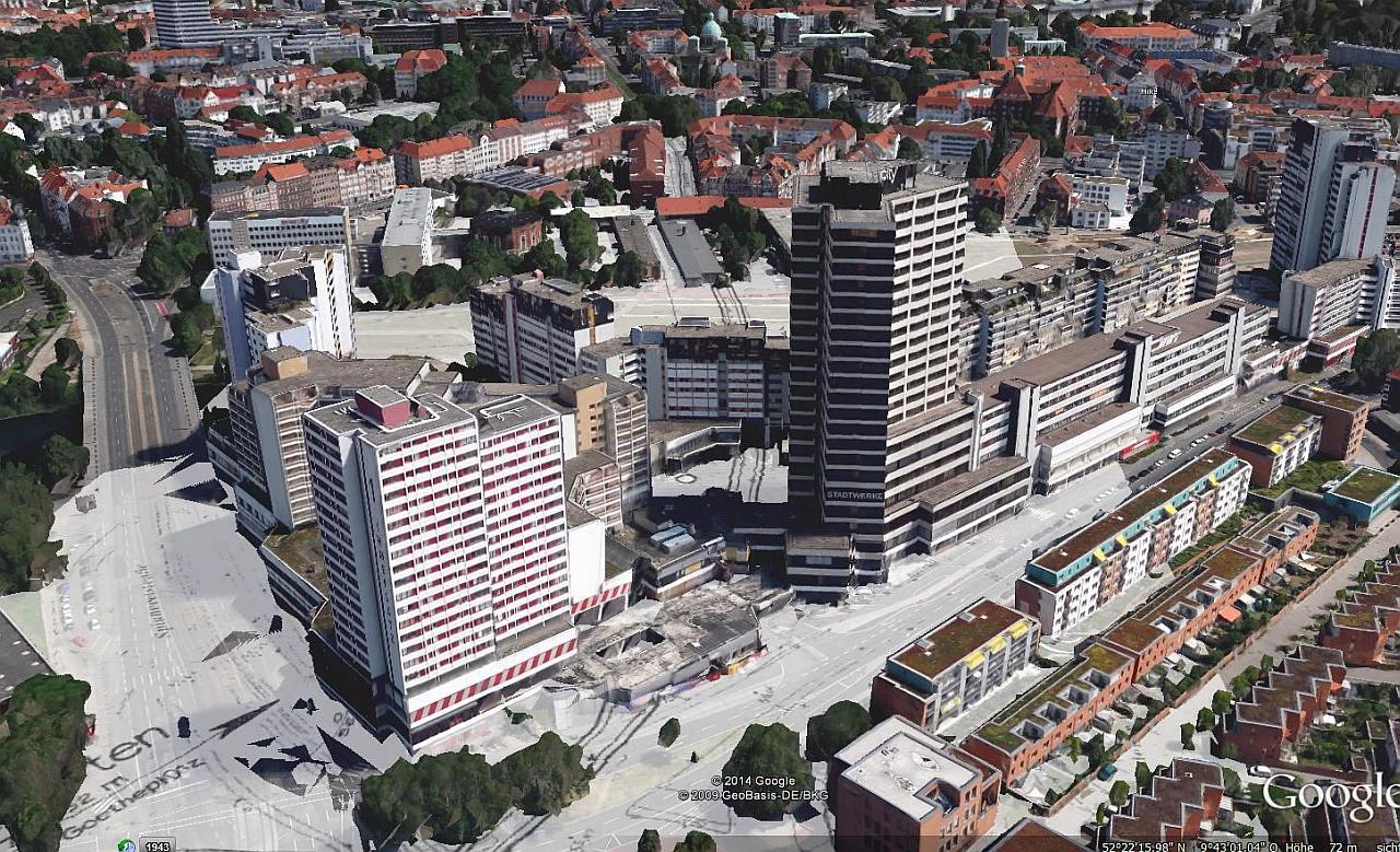 Hannover | STADTBAHN | Projekt Zehn Siebzehn / Oberirdischer Ausbau ...